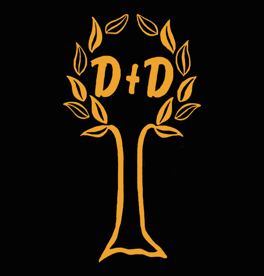 D&D Mulch and Landscape Logo